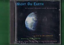NIGHT ON EARTH OST COLONNA SONORA TAXISTI DI NOTTE TOM WAITS CD NUOVO SIGILLATO