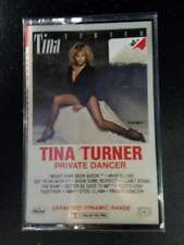 Tina Turner - Private Dancer (Cassette, 1984, Capitol Records)