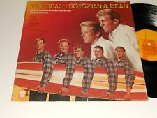 THE BEACH BOYS JAN & DEAN NM All-Time Favorite Hits Realistic 51-7010 SL-8149