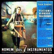 HOMEM DOS 7 INSTRUMENTOS - DISSERTAEO SOBRE TUDO E COISA NENHUMA NEW CD