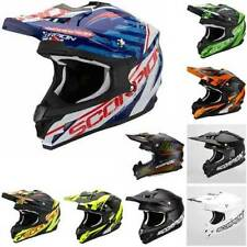 Scorpion Thermo-Resin ACU Approved Motorcycle Helmets