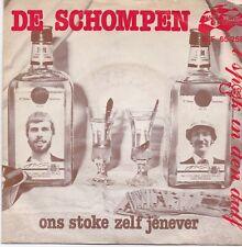 De Schompen-Ons Stoke Zelf Jenever vinyl single