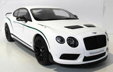 GT Spirit 1/18 Scale GT121 Bentley Continental GT3-R Wht Resin sealed Model Car