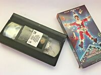 VHS TAPE CHEVY CHASE NATIONAL LAMPOONS CHRISTMAS VACATION 1989 PG-13 97 MINUTES