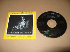 Derek Watkins - Over the Rainbow (1995) cd is Near Mint Condition