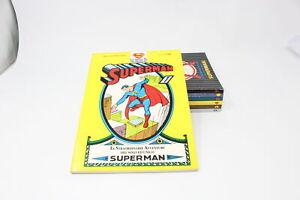 GLI ARCHIVI DI SUPERMAN ACTION COMICS N° 1/7 COMPLETA  [W004-005]