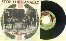 JONA LEWIE pic sleeve 45 STOP THE CAVALRY Laughing Tonight France