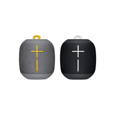Ultimate Ears wonderboom Altoparlanti Bluetooth doubleup-Nero e Grigio Confezione da 2