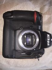 Nikon D2x Camera Body S/N 5074319, Battery and Memory Card included.