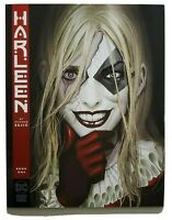 Harleen #1 DC COMICS Stejpan Sejic Cover A Black Label 1ST PRINT