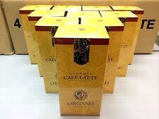8 Boxes Organo Gold Cafe Latte 100% Organic Ganoderma Gourmet DHL Express