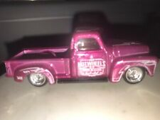 HOT WHEELS SUPER TREASURE 52 CHEVY PICK UP TRUCK LOOSE XLNT CONDITION