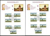 Berlin ATM MiNr. 1 VS 1 auf Sonderkarte mit EtSt (RS753