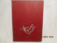 1955 Yearbook Aurora High School IN Indiana With Great Photos & No Writing