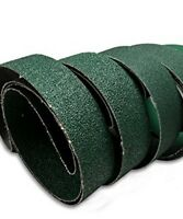4 X 36 Inch Zirconia Sanding Belts 40,80,120 Grit Belt Sander Sandpaper 3 Pack