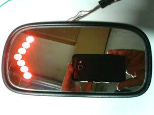 2006-2011 Cadillac DTS Buick Lucerne Drivers  Mirror Glass  Auto-Dim/Heat/Turn