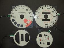 PerFormax Glow Dash Gauge Face 1995-98 Honda Civic Del Sol EL9598DEL