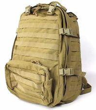 Tactical Assault Gear 3 Day Assault Backpack Bag Pack MJK Khaki Coyote Tan TAG