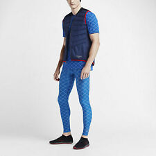 NIKE X UNDERCOVER GYAKUSOU LONG RUNNING TIGHTS TROUSER BLUE XXL 743351 400