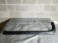 2009 INFINITI G37 COUPE OEM DRIVERS SIDE INNER DOOR SILL KICK PANEL
