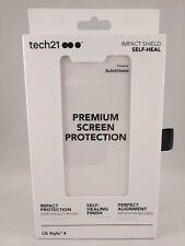 tech21 - Impact Shield/Self-Heal - Screen Protector for LG Stylo 4