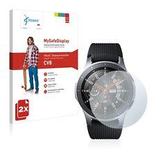 2x Vikuiti protector pantalla Cv8 de 3M per Samsung Galaxy Watch (46 mm)