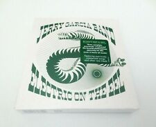 Jerry Garcia Jerry Garcia Band Electric On The Eel 6 CD Set JGB 1987 1989 1991