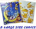 Pokemon cards book case(L),A Free GX card include,sleeve storage pocket present
