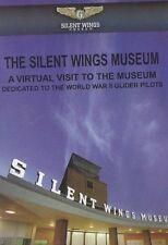THE SILENT WINGS World War II Pilots Virtual Tour of Museum DVD RARE OOP TEXAS
