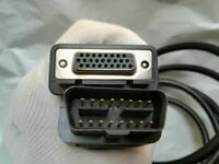 VCM II Main Cable VCM2 16pin Cable VCM 2 OBD2 Cable VCM ii IDS V101 Data Cable