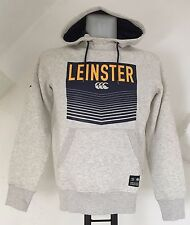 LEINSTER RUGBY CLOUD MARL OTH HOODY BY CANTERBURY SIZE BOYS 10 YEARS BRAND NEW
