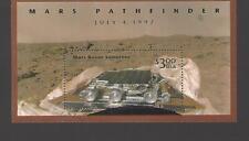 US Scott # 3178 Mars Pathfinder Souvenir Sheet MNH- FREE SHIPPING