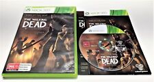 MICROSOFT XBOX 360 GAME | TELLTALE THE WALKING DEAD SEASON 1 GAME OF THE YEAR