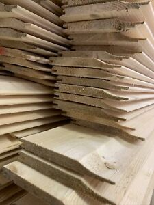 Shiplap Tongue & Groove Boards Cladding 120mm X 12mm X 2.7mtrs(9ft)