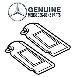 For Mercedes W220 S350 S430 S600 Pair Set of Left & Right Sun Visors Genuine