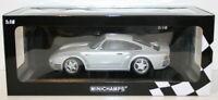Minichamps 1/18 Scale 155 066201 - 1987 Porsche 959 - Silver