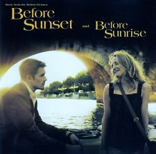Before Sunset and Before Sunrise-Music from the Motion Pictures/CD