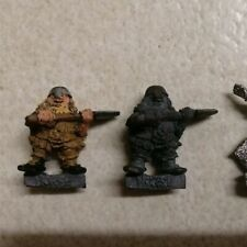 Citadel 1980s Norse Dwarf With Axe x 2