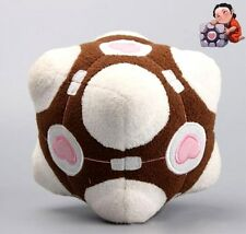 New Valve 2 WINING Games Portal 2 Weighted Companion Cube Plush 6*6*6 Soft Doll