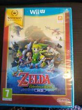 Nuevo Sellado la leyenda de Zelda-Wind Waker Hd selecciona Wii U Pal