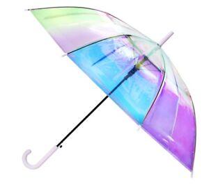 Ariana Grande Iridescent Automatic Umbrella - Ltd Edition Collectors Item