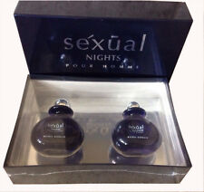 Sexual Nights ByMichel Germain 2 Piece Gift Set 4.2 Oz EDT Spray Aftershave 4.2