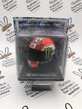 "DIE CAST CASCHI MOTO GP "" MARCO SIMONCELLI - 2011 "" SCALA 1/5 ALTAYA"