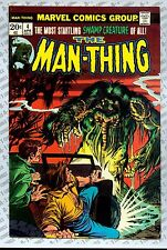 Man-Thing #4 (1974) Very Fine (8.0) ~ Marvel ~ Steve Gerber ~ Val Mayerik
