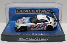 Scalextric BMW Z4 GT3 ROAL Motorsport Spa 2015 1/32 Slot Car C3855