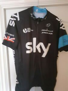 Team sky cycling jersey Geraint Thomas size XXL New