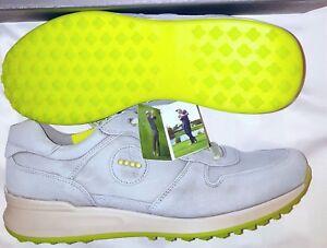 Ecco Speed Hybrid Golf Shoes Men's Euro Sz 40 - USA Sz 6 - 6.5