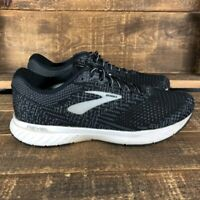 Brooks Womens Revel 3 Black 1203021B012  Lace Up Low Top Running Shoes Size 8.5