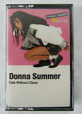 Cats Without Claws by Donna Summer (Cassette, Oct-1984, Casablanca) Tested!