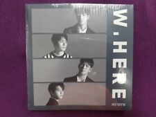 Nu'est Nuest W / W, HERE [PORTRAIT Ver.] CD+Photobook+PhotoCard NEW SEALED